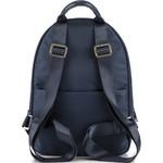 Lipault Plume Essentials Round Pocket Tablet Backpack Navy 27381 - 1