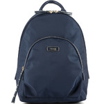 Lipault Plume Essentials Round Pocket Tablet Backpack Navy 27381 - 2