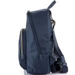 Lipault Plume Essentials Round Pocket Tablet Backpack Navy 27381 - 3