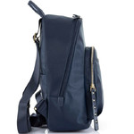 Lipault Plume Essentials Round Pocket Tablet Backpack Navy 27381 - 4