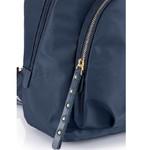 Lipault Plume Essentials Round Pocket Tablet Backpack Navy 27381 - 7