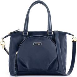 Lipault Plume Essentials Tote Bag Navy 27383