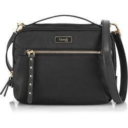 Lipault Plume Essentials Crossbody Bag Black 27385
