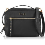 Lipault Plume Essentials Crossbody Bag Black 27385