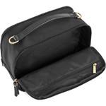Lipault Plume Essentials Crossbody Bag Black 27385 - 5