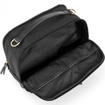 Lipault Plume Essentials Crossbody Bag Black 27385 - 6