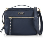 Lipault Plume Essentials Crossbody Bag Navy 27385