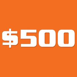 Bagworld Gift Voucher I $500