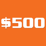 Bagworld Gift Voucher F $500