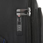 Antler Clarendon Medium 70cm Softside Suitcase Black 45816 - 4