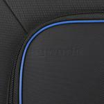 Antler Clarendon Medium 70cm Softside Suitcase Black 45816 - 7