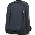 """Samsonite Red Carlow 15.6"""" Laptop & Tablet Backpack Navy 28133"""