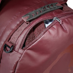 Tatonka Barrel Bag Backpack 74cm Extra Large Bordeaux Red T1954 - 6