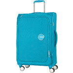 American Tourister Curio SS Medium 69cm Softside Suitcase Turquoise 22701