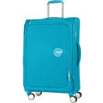 American Tourister Curio SS Medium 69cm Softside Suitcase Turquoise 22701