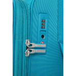 """American Tourister Curio SS Small/Cabin 15.6"""" Laptop 55cm Softside Suitcase Turquoise 22700 - 6"""