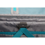"American Tourister Curio SS Small/Cabin 15.6"" Laptop 55cm Softside Suitcase Turquoise 22700 - 4"