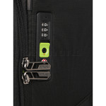 American Tourister Applite 4 Security Small/Cabin 55cm Softside Suitcase Black 30960 - 2