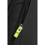 American Tourister Applite 4 Security Small/Cabin 55cm Softside Suitcase Black 30960 - 3