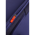American Tourister Applite 4 Security Small/Cabin 55cm Softside Suitcase Bodega Blue 30960 - 3