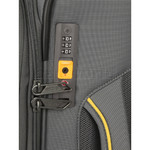 American Tourister Applite 4 Security Small/Cabin 55cm Softside Suitcase Lightning Grey 30960 - 2