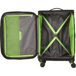 American Tourister Applite 4 Security Medium 71cm Softside Suitcase Black 30961 - 1