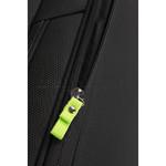 American Tourister Applite 4 Security Medium 71cm Softside Suitcase Black 30961 - 3