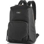 Lipault Plume Essentials Tablet Backpack Black 27386