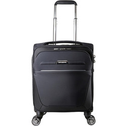 Samsonite B'Lite 4 Underseater Small/Cabin 47cm Softside Suitcase Black 30275