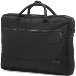 "Samsonite Fomma 15.4"" Laptop & Tablet Small Briefcase Black 47546"