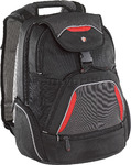 "Targus Repel 16"" Laptop Backpack Red SB034"