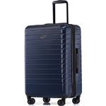 Qantas Narita Medium 66cm Hardside Suitcase Navy 68066