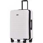 Qantas Narita Medium 66cm Hardside Suitcase Sand 68066