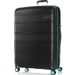 American Tourister Litevlo Large 82cm Hardside Suitcase Black 31506