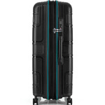 American Tourister Litevlo Large 82cm Hardside Suitcase Black 31506 - 2