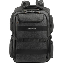 "Samsonite Bleisure 17.3"" Laptop & Tablet Backpack Anthracite 23556"