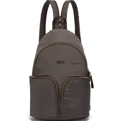 Pacsafe Stylesafe Anti-Theft Tablet Sling Backpack Mocha 20605