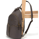 Pacsafe Stylesafe Anti-Theft Tablet Sling Backpack Mocha 20605 - 5