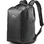 "High Sierra Rossby 15.6"" Laptop & Tablet Backpack Black 27703"