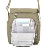 Pacsafe Metrosafe LS200 Anti-Theft Tablet Shoulder Bag Tweed 30420 - 5