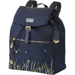 Samsonite Karissa 1 Pocket Backpack Dark Navy 12404