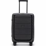 Qantas Dallas Small/Cabin 55cm Hardside Suitcase Black 38055