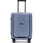 Qantas Dallas Small/Cabin 55cm Hardside Suitcase Blue 38055
