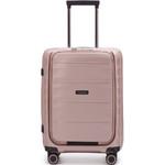Qantas Dallas Small/Cabin 55cm Hardside Suitcase Rose Gold 38055