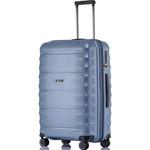 Qantas Dallas Medium 66cm Hardside Suitcase Blue 38065