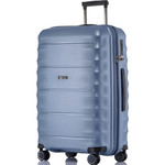 Qantas Dallas Large 75cm Hardside Suitcase Blue 38075