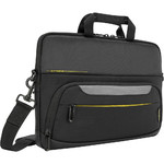 "Targus CityGear 3 Slimlite 11.6"" Laptop Briefcase Black SS865"