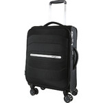 Samsonite Octolite SS Small/Cabin 55cm Softside Suitcase Black 30272