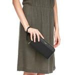 Pacsafe RFIDsafe RFID Blocking Continental Wallet Black 11010 - 6