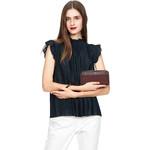 Pacsafe RFIDsafe RFID Blocking Continental Wallet Merlot 11010 - 6